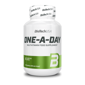 BioTechUSA One-A-Day multivitamin 100 tabletta