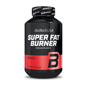 BioTechUSA Super Fat Burner 120 tabletta