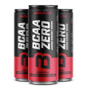 BioTechUSA BCAA ZERO energy drink 330ml